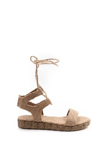 Sapin Sandalet Sarı